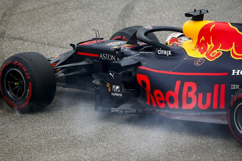 Verstappen: F1 set-up experiments led to Hungarian GP practice spins
