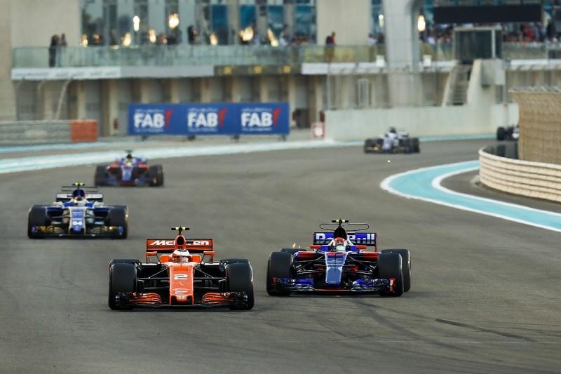 Honda: Toro Rosso a 'more equal' Formula 1 partner than McLaren