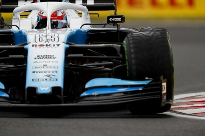 """Russell went """"amateur"""" to """"rainmaster"""" in F1 Hungarian GP practice"""
