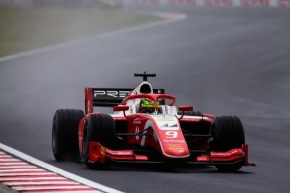 Schumacher: Work to be done despite best F2 qualifying