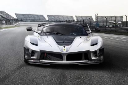 New Ferrari FXX-K to make UK debut at 2018 Autosport International
