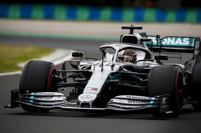 Hungarian GP: Hamilton heads FP1, team-mate Bottas has engine issue