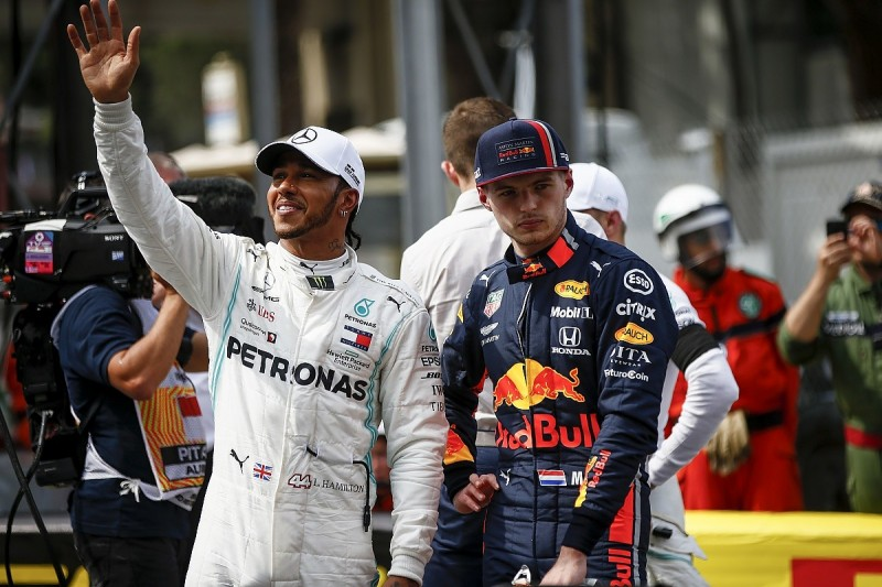Hamilton: I could prove critics wrong with Verstappen as F1 team-mate