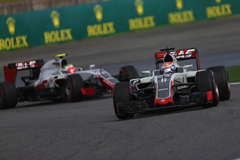 Haas F1 team needs to experiment more now - Esteban Gutierrez