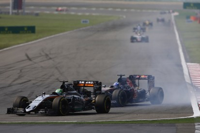 Force India adamant it's just been unlucky so far in F1 2016