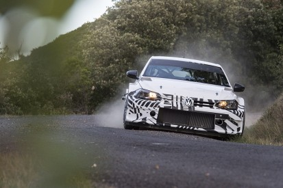 New Volkswagen WRC car revealed as R5 completes maiden test