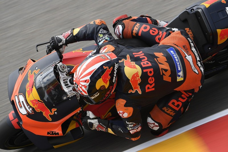 """Zarco aims to """"control emotions"""" and accept KTM MotoGP situation"""