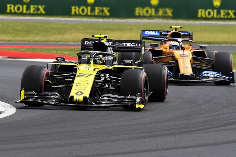 Penalties expected for Renault, McLaren for new F1 Spec C engine