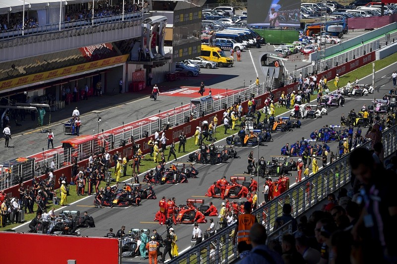 Catalan government approval moves Spanish GP closer to 2020 F1 deal