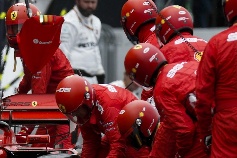"""""""Completely wrong"""" Ferrari F1 unsafe release fine won't be repeated"""
