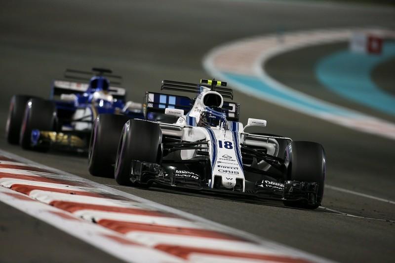 Williams mystified by Lance Stroll's run to last in Abu Dhabi GP
