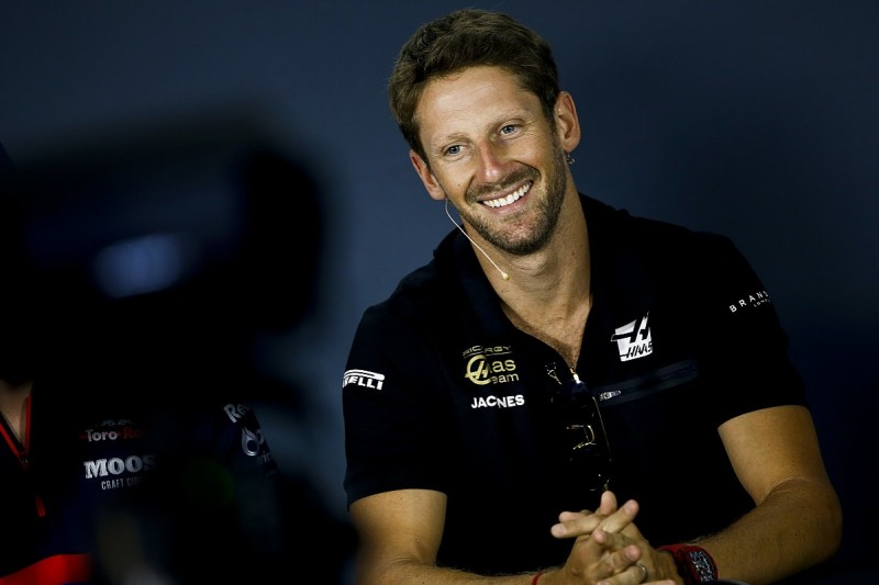 Grosjean was more worried about Haas F1 exit in '18 than this year