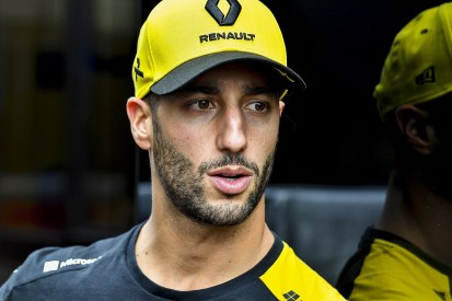 Renault F1 driver Ricciardo's defence against £10m claim revealed