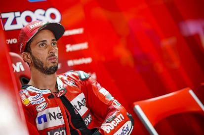 Dovizioso leads tight Czech GP MotoGP FP1