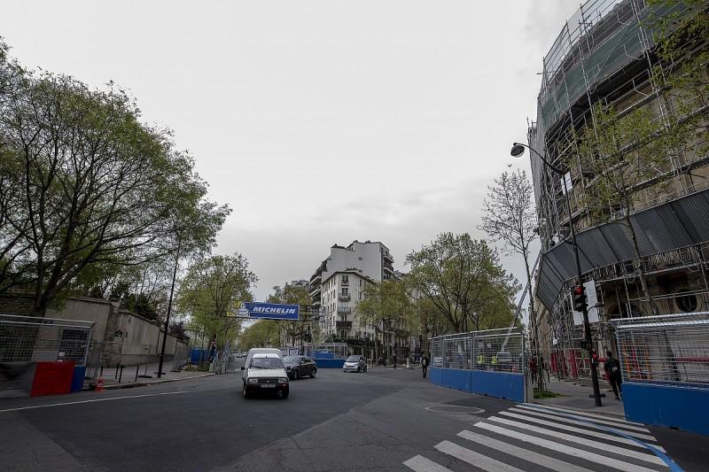 No shakedown session ahead of inaugural Formula E race in Paris