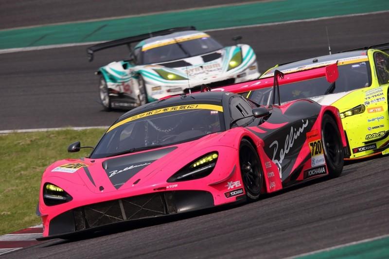 Team Goh McLaren's IGTC plans in doubt after Suzuka withdrawal