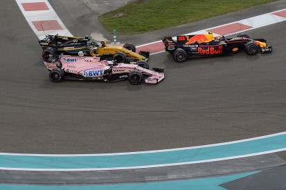 Force India: 'Weak' Hulkenberg penalty sets bad F1 precedent