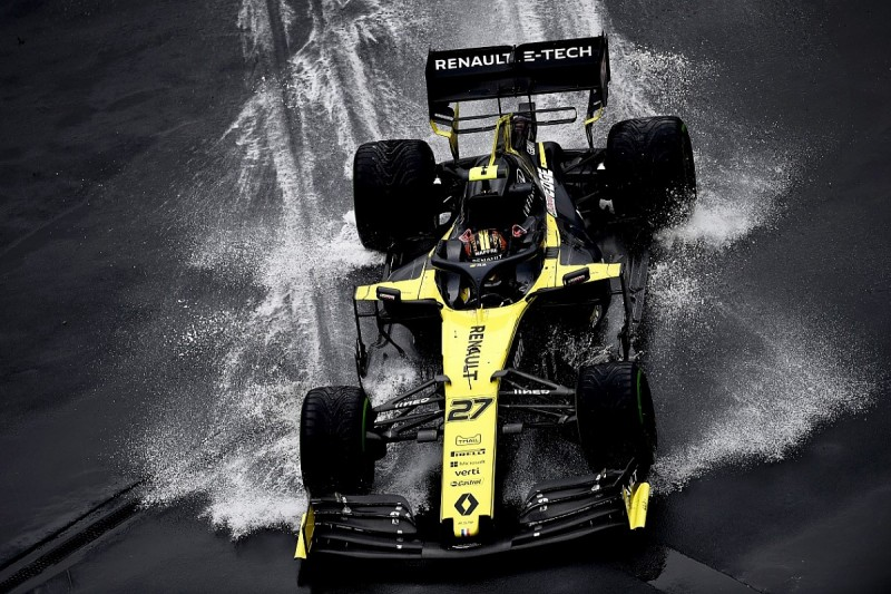 """Hulkenberg will carry F1 German GP """"pain"""" for """"little while longer"""""""