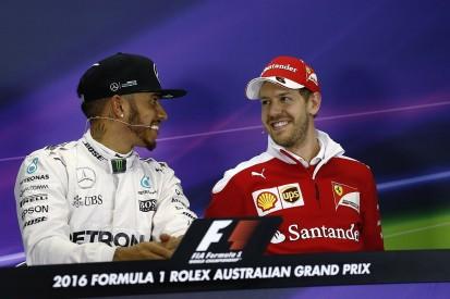 Hamilton and Vettel would have 'hard time' in Formula E - di Grassi