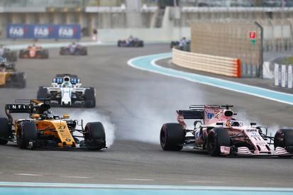 Force India: Nico Hulkenberg penalty makes 'mockery of Formula 1'