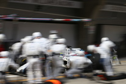 Williams concedes it trails its F1 rivals for strategy tools