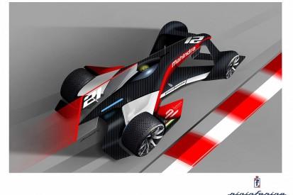 Mahindra eyes bid for next Formula E chassis with Pininfarina link