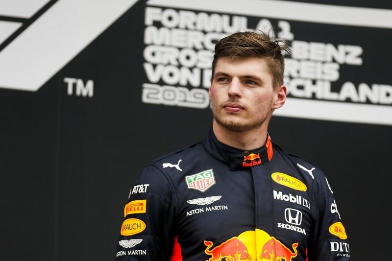 Verstappen tops Autosport readers' F1 driver ratings after German GP