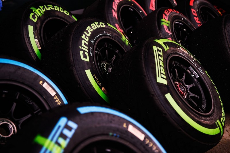 Pirelli has tried 2017 Formula 1 tyre concepts on GP2 cars