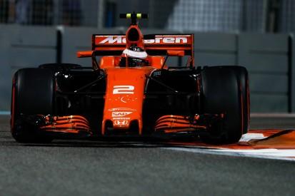 Stoffel Vandoorne's McLaren was like a rally car in F1 Abu Dhabi GP
