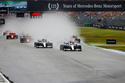 Mercedes won't intervene to keep German GP on F1 calendar again