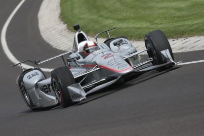 Juan Pablo Montoya doesn't get fuss over IndyCar's domed skid