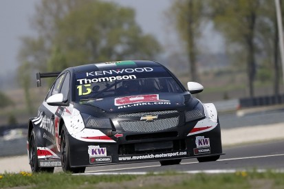 James Thompson keen to continue his WTCC return with Munnich