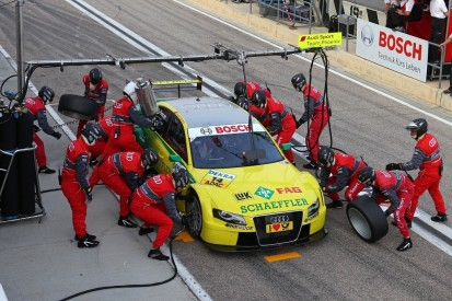 DTM has ruled out a return of refuelling to the series