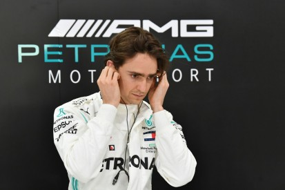 Ex-F1 driver Gutierrez to test Mercedes FE car this week