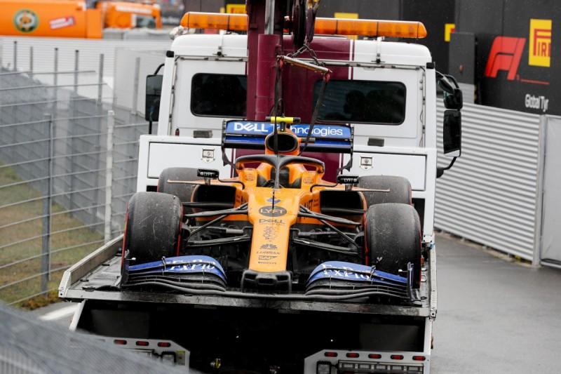 Norris to avoid penalties as German GP engine issue identified