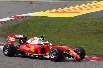Kimi Raikkonen: Ferrari must 'clean things up' to beat Mercedes