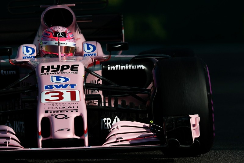 'Cybersquatters' compromise Force India F1 team name change plan