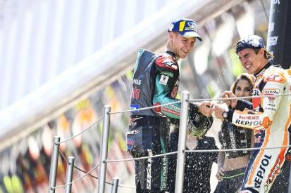 "Quartararo form ""stimulation"" for works riders – Yamaha boss Jarvis"