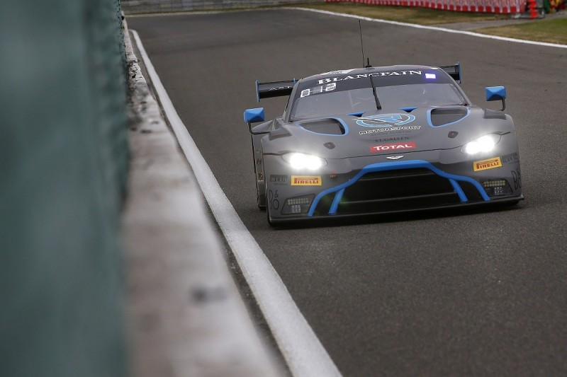 R-Motorsport Aston Martin team to race IGTC at Kyalami