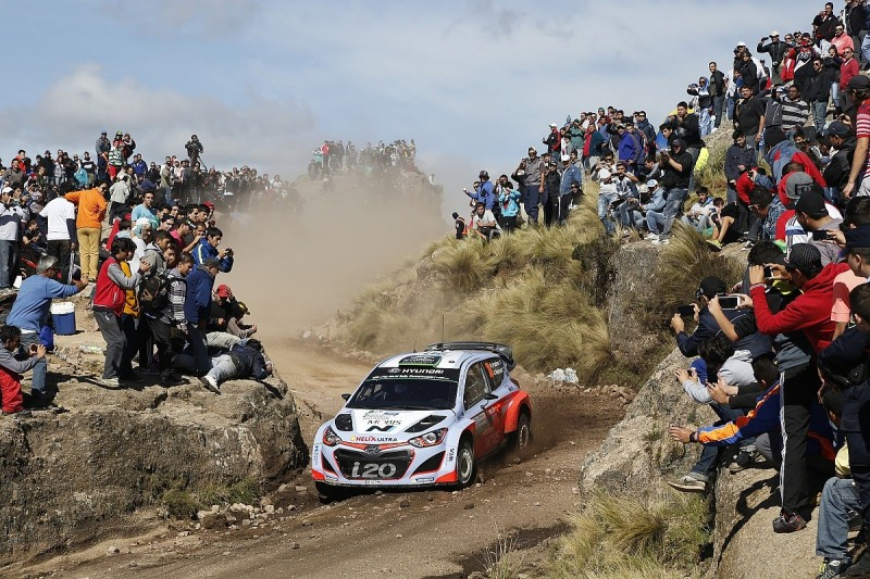 Rally Argentina under FIA observation after 2015 safety failings