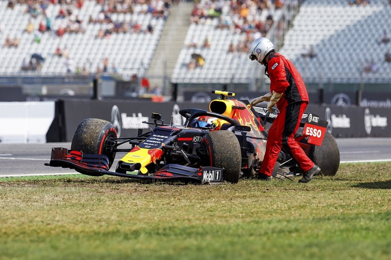 Red Bull adamant Gasly's seat is safe for rest of 2019 F1 season