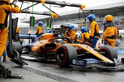 McLaren played it safe in German Grand Prix after Renaults retired