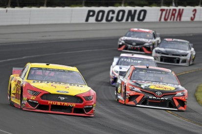 NASCAR outlines details of first Cup double-header at Pocono