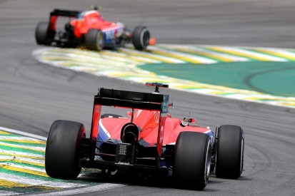 Marussia and Manor in trademark dispute over 2015 Formula 1 car