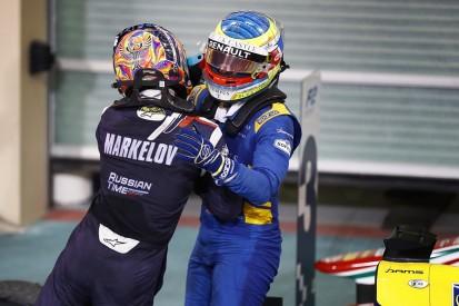 Abu Dhabi F2: Renault development driver Rowland wins feature race