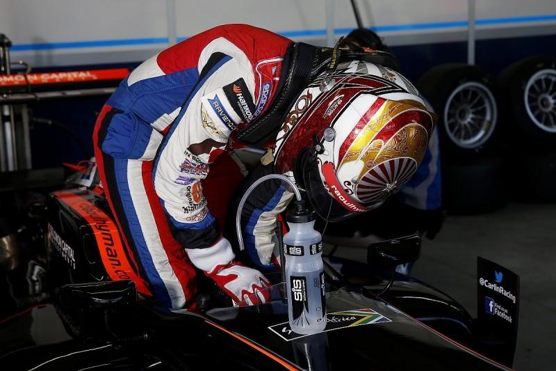 Carlin's Raoul Hyman to miss Hungaroring European Formula 3 round