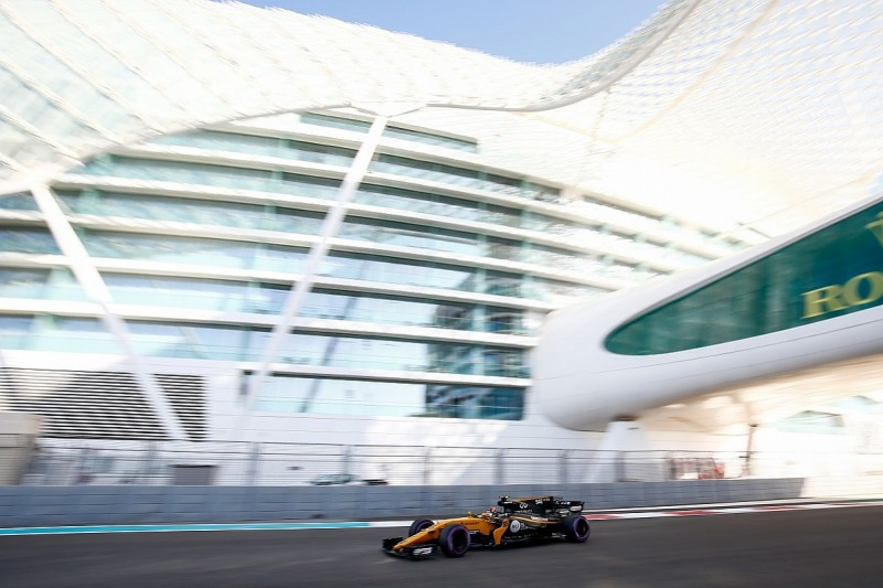 Renault F1 team going 'max out' for constructors' championship goal