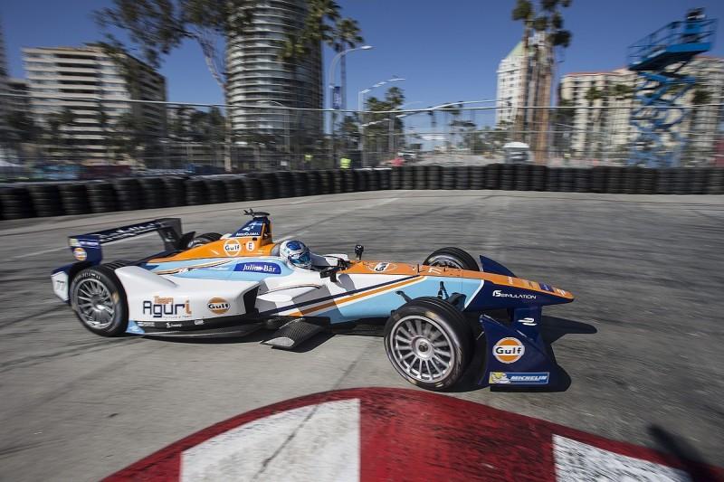 Owner Aguri Suzuki to leave his Formula E team after season two