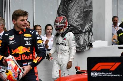 Verstappen: German GP win won't open up F1 title fight