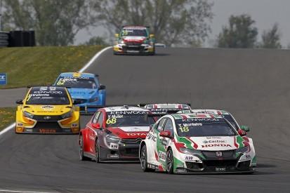 Honda given World Touring Car success ballast weight increase